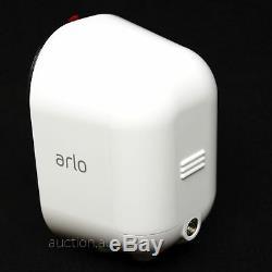 2-pack Nouveau Arlo Kit De Sécurité Léger Netgear Intelligent Pro Wirefree W 1 Pont Als1102