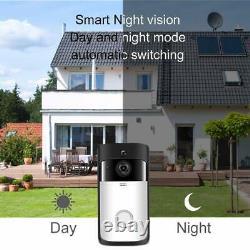 2in1 Vidéo Türklingel Spion Mit Wlan Live Übertragung App Steuerung Ios Android