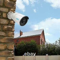 2x 5mp Poe Ip Security Camera Surveillance Vidéo Waterproof Sd Card Slot Rlc-410