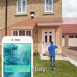 4g 1080p Solar Ptz Ip Caméra De Sécurité Cctv Waterproof Outdoor Night Vision