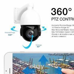 5mp 30x Zoom Hd Extérieur Ptz Ip Speed Dome Caméra Sony Cmos 80m Ir Onvif De