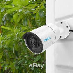 5mp Poe Système De Caméra De Sécurité 16ch Nvr Smart Home Kit Avec 3 To Hdd 724 Enregistrement
