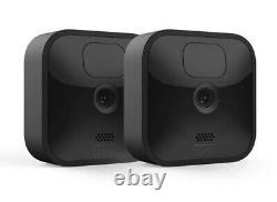 All New Outdoor Hd Security 2-camera Kit De Détection De Mouvement Sans Fil / 2020 Release