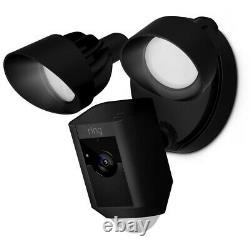 Anneau Extérieur Projecteur Caméra, Noir