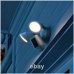 Anneau Projecteur Cam Plus Caméra De Surveillance 1080p Wired Outdoor Blanc