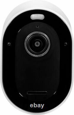 Arlo Vmc4040p-100nar Pro3 Sécurité Sans Fil 2k Certifié Appareil Photo Remis À Neuf