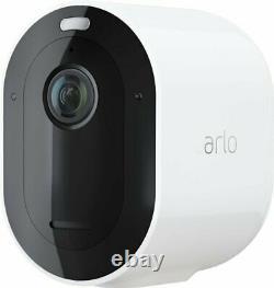 Arlo Vmc4040p-100nar Pro3 Wirefree Security 2k Caméra Certifiée Rénovée