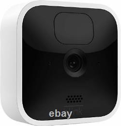 Blink Indoor 5 Camera System Sans Fil, Caméra De Sécurité Hd Avec Deux Ans