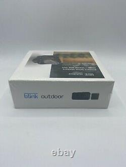 Blink Outdoor Wifi 3-camera Security System Latest Model Fonctionne Avec Alexa Nouveau