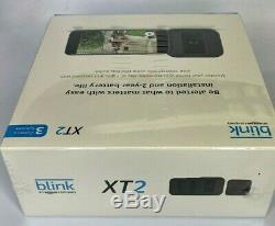 Blink Pni Xt2 3 Caméra Extérieure 1080p Intérieure Smart Home Système De Sécurité