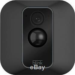 Blink Xt2 5 Caméra Intérieure / Extérieure Surveillance Wire-libre Système Noir