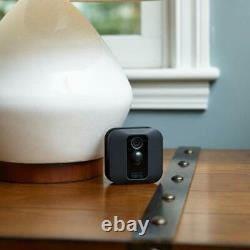 Blink Xt2 Système De Caméra De Sécurité Intelligent Extérieur/intérieur, 3 Kit De Caméra