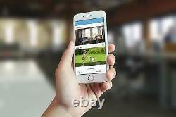 Blink Xt 2-camera Indoor/outdoor 1080p Système De Surveillance Avec Module De Synchronisation Nouveau