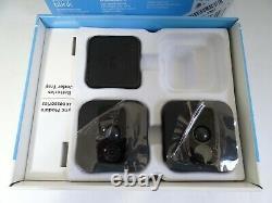 Blink Xt 2-camera Kit Caméra De Sécurité À La Maison 1ère Génération