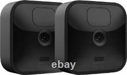 Blink Xt Outdoor 2-camera (3e Génération) Système De Caméra De Sécurité Et Module Tout Nouveau 2020