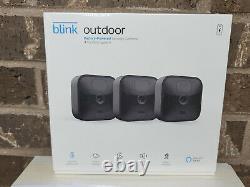 Blink Xt Outdoor 3-camera (3rd Gen) Security Camera System & Module All New 2020
