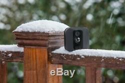 Blink-xt 2 3 Caméra Système De Sécurité Vidéo Hd, Détection De Mouvement, Nouveau Scellés