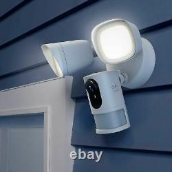 Caméra D'éclairage De Sécurité D'eufy Blanc