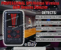 Caméra Détecteur Bugs Sans Fil Gsm Mobile Phone Finder Sweeper Device