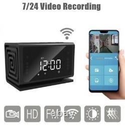 Caméra Secrète Digital Motion Clock Disguized Video Audio Recorder