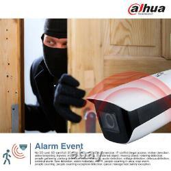 Dahua 12mp Ai Audio Alarm 2.712 Zoom Ip Anpr Ir Bullet Camera Ipc-hfw71242h-z