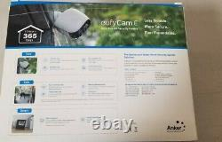 Eufy Cam E, 1080p Wire- Free Security 2 -camera System, 1 Changement = 365jours