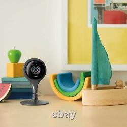 Google Nest Cam Indoor 1080p Hd Security Camera (pack De 3) Nc1104us