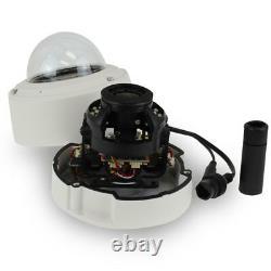 Gw5070mic 5mp 1920p Poe Onvif Ip Camera Intégré MIC Vidéo - Enregistrement Audio