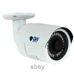 Gw 8 Canaux H. 265 4k Nvr 8 X 5mp 1920p Poe Caméra Ip Extérieure Système De Sécurité