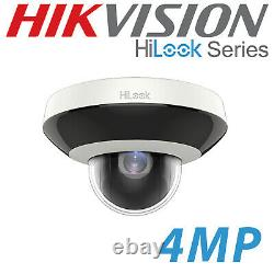 Hikvision Ptz Ip Poe Caméra 4mp Hilook 16x Zoom Ir 15m Distance Smart Outdoor