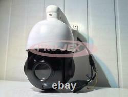 Ip Netzwerk Caméra Kamera Ptz Ir Ip66 P2p Dôme Extérieur, 5mp, Zoom 20x