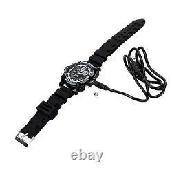 K34 32go Überwachungskamera Spionage Vidéo Ton Foto Full Hd Getarnte Armbanduhr