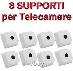 Kit Sorveglianza Dvr 8 Canali Con Videoanalisi + 8 Telecamere Sony 5mpx + Hd