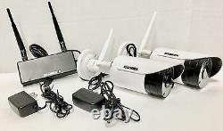 Lorex 720p Caméra Sans Fil Lwu3622 Deux Caméras Sans Fil Usb 720p Pour Lh050/lh041