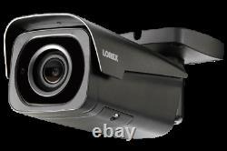 Lorex Lnb8973 8mp 4k Ip Motorized Bullet Camera 250ft Vision Nocturne