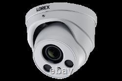 Lorex Lne8964a-c 4k Nocturnal Motorized Zoom Objectif Ip Audio Dôme Caméra De Sécurité