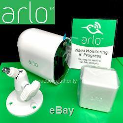 New Arlo Pro 3 Hdr 2k Add-on Qhd Spotlight Caméra De Sécurité Sans Fil Avec Batterie