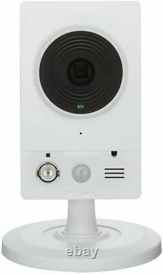 Nouveau D-link Wifi Indoor Hd Camera Dcs-2132l-es Avec Capteur De Mouvement Jour Et Nuit