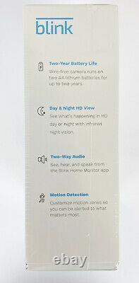 Nouvelle Marque Blink Outdoor (3ème Génération) Système De Caméra De Sécurité 3 Caméra Kit