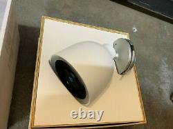 Ob Nest Cam Iq Outdoor Weaterproof Smart Wi-fi Caméra De Sécurité Nc4100us