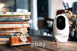 Pawbo Life Pet Camera (ppc-21cl) Vidéo Hd 720p, 2-way Talk, Laser & Treat