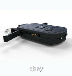 Porte-clés De Voiture Caméra Preuve Ir Night Vision Compact Small