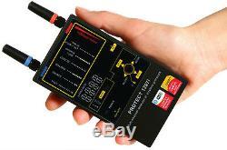 Protect Caméra 1207i Téléphone Détecteur Bugs Appareil Countervigilance