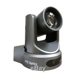 Ptzoptics 30x Zoom Optique 3g-sdi, Hdmi, Cvbs, Ip En Streaming
