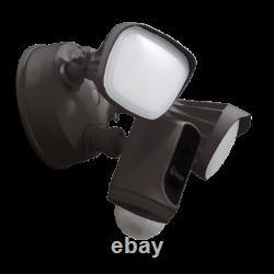 Rénové Wi-fi Projecteur Caméra De Sécurité Bronze