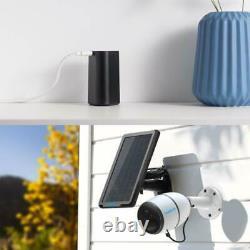 Reolink Rénové 1080p 4g Lte Caméra De Sécurité Batterie Alimentée Go+ Panneau Solaire