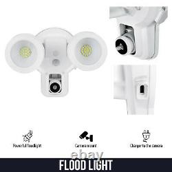 Ring Floodlight Mount Avec Ring Stick Up Cam Battery Bundle Deal Camera, 1 Pack
