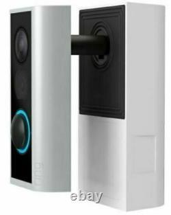 Ring Peephole Cam Smart Video Doorbell Hd Door Camera 1080p Flambant Neuf Dans La Boîte
