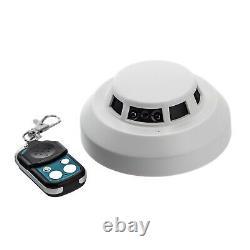 Sm03 Spionage Kamera Versteckt Dans Rauchmelder Attrappe 1280x1080p Fernbedienung