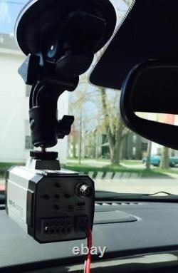 Squad Car Police Vidéo Dash Cam 27x Caméra Optique De Zoom Pelco D P